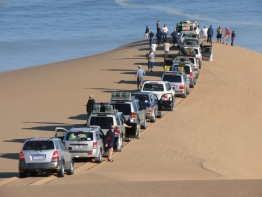 Sand Dunes Safari with Andre de Villiers